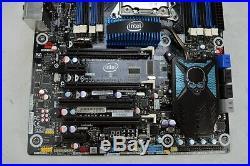 Intel Desktop Board Gaming Motherboard DX79SR LGA 2011 AA G57199-200 10/100/1000