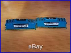 Intel I5 3570k, Asus Z77 Motherboard, 8gb ddr3 ram, h212 cooler