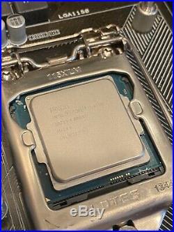 Intel I7-4790K, Asus Z97-A, 16Gb Kingston HyperX Beast, EK Supremacy