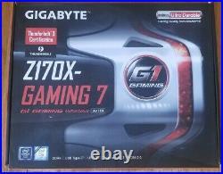 Intel I7-6700K CPU/Gigabyte G1 Motherboard/CPU Cooler/16GB DDR4 RAM Combo