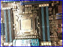Intel Xeon i7 6-core CPU Asus P9X79 motherboard E5 1650 v2 k Nr. 4930.3930