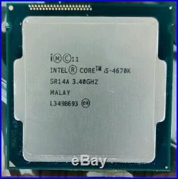 Intel i5-4670k/Gigabyte Z97X Sli/ Corsair Vegeance 16GB RAM 1600Mhz Bundle