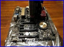 Intel i5 4690K CPU / Asus Z97 Pro Motherboard / Hyper 212 / 16GB DDR3 RAM Combo