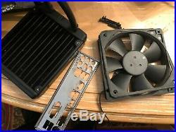 Intel i5-6600K + Gigabyte Z170XP-SLI Motherboard + H55 Water Cooler + 16gb DDR3