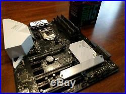 Intel i5-8400 6-core CPU / ASUS Z370 Prime A-II Motherboard / 8GB DDR4 RAM Combo