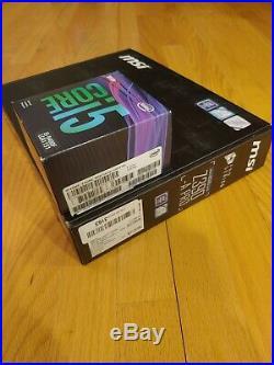 Intel i5 9400F 4.1GHz Six Core + MSI Z390-A PRO combo