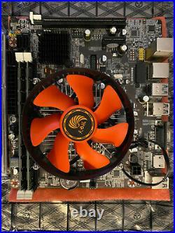 Intel i7 16GB Gaming Desktop PC Windows 10 SSD HDMI Motherboard CPU RAM Combo