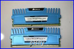 Intel i7 2600, Asus P8Z78-VLE Motherboard, 8gb Corsair vengeance ddr3 RAM