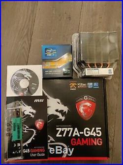 Intel i7 3770k Bundle