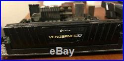 Intel i7 4771, MSI Z87i-AC, Corsair Vengeance LP (2x8GB) 16GB DDR3 1600Mhz Combo