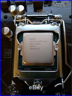 Intel i7 4790 3.6Ghz, ASRock H81M-HDS, 16Gb Ballistix Sport DDR3 COMBO
