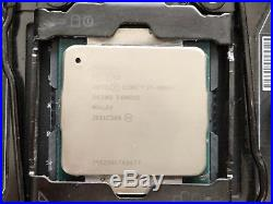 Intel i7 5960X CPU + EVGA X99 MICRO 2