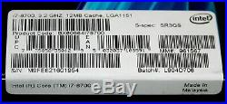 Intel i7 8700 Six Core Processor + GigaByte B360M DS3H mATX MOTHERBOARD COMBO
