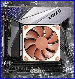 Intel i7-9700KASUS Z390-I Gaming Mini ITX MotherboardNoctua HSF CPU Mobo Combo