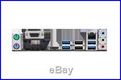 Kit Aggiornamento Pc scheda madre Hdmi Usb 3.0 / Cpu Quad Core 3.40Ghz Ram 8Gb