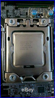 LanParty JR x58 t3h6LGA 1366 Motherboard