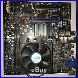 Motherboard Cpu Combo » MSI 760GMA-P34 (FX) Motherboard, AMD