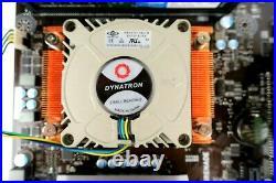 MSI A320M Grenade Gaming Motherboard AMD Ryzen 5 1400 CPU 16GB RAM NO IO Plate