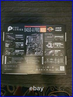 MSI B450 AMD Ryzen 3600X Combo