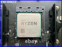 MSI B450 Tomahawk MAX AMD Ryzen 7 3700X 3.6-4.4GHz 8 core Combo