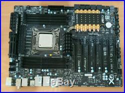 MSI Big Bang-XPower II Socket 2011 Intel X79 Motherboard & Intel i7 3930K CPU
