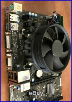 MSI H81M PRO-VD LGA1150 USB 3.0 Motherboard + i3 4370 @ 3.80GHz + 8GB RAM BUNDLE