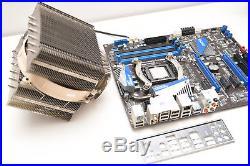 ### MSI MS-7681 / P67A-GD6 + Intel Core i7-2600k + Kühler + Blende + RECHNUNG