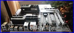 MSI X99A SLI Krait, i7 5820K, 32 GB 3200 RAM, Samsung 950 Pro 512GB, H100i V2