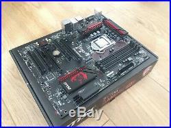 MSI Z170 M3 Gaming Motherboard With Intel I7 6700K CPU Bundle