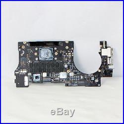 MacBook Pro 15 Retina A1398 Logicboard 2,2GHz 16GB 820-00138-A MJLQ2ZP/A 2015