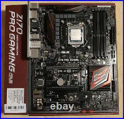 Mainboard bundle intel i7 6700K + 16GB RAM
