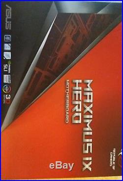 Maximus IX Hero With i7 7700k