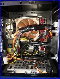 Mini-ITX PC ASRock Z87E-ITX, Intel Core i7-4770K, Mushkin 16GB DDR3