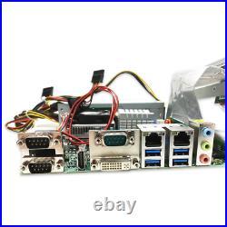 Mini ITX Server Storage NAS x16 PCIe Riser i7-3610QE 1x8GB 64GB Embedded + PSU