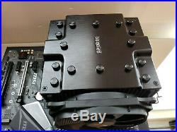 Motherboard Bundle INTEL i7 8700k MSI Z390 EDGE AC 32GB DDR4 RAM COOLER
