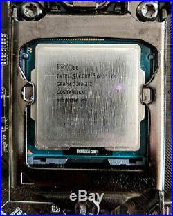 Motherboard+CPU COMBO ASRock Z77 Extreme4 LGA 1155 ATX MoBo with Intel i5 3570K