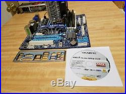 Motherboard CPU & GPU combo AMD Phenom II 955, Radeon HD7850 graphics, 14Gb ram