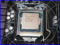 Motherboard/CPU/RAM combo i5 6600k Asrock Z170M Pro4S 16GB DDR4