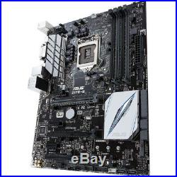 Motherboard CPU combo, ASUS Z170-E LGA1151 DDR4 ATX, Intel Core i5-6500 3.60GHz