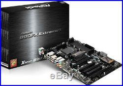 Motherboard bundle ASRock 990FX Extreme3, AMD FX8320E, HyperX 16 GB