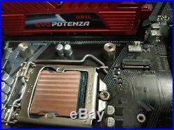 Motherboard cpu combo i7 ddr4, i7 6700k 4.0 Atx Gigabyte Ddr4 16gb 2400mhz Z270