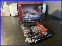 Motherboard cpu combo i7 ddr4, i7 6700k 4.0 Itx Corsair Ddr4 32gb 3000mhz Z170i