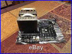 Motherboard/cpu/ram/cooler combo AMD FX 8350