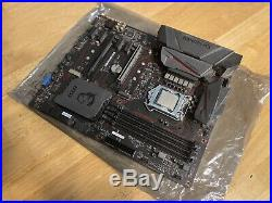 Msi M3 Z270 And i7 6700k Motherboard And Cpu Combo Gaming PC