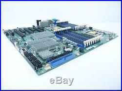 NEW SUPERMICRO MBD-X8DAH+-F Dual LGA 1366 Intel 5520 Enhanced Extended ATX