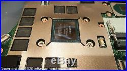 NEW ThinkPad P53 Xeon E-2276M nVidia RTX5000 Motherboard FRU 02DM487