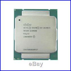NEW! X99 Motherboard + E5-2678 v3/ E5-2680 v3+ 64GB RAM + 120GB SSD NVME COMBO