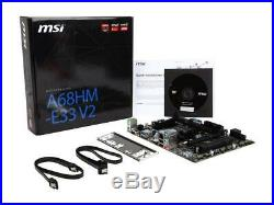 New AMD 4.2GHz Quad-Core 8GB HDMI Motherboard CPU RAM Desktop Gaming PC Combo