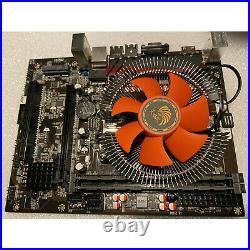 New AMD Quad-Core 16GB Motherboard CPU RAM Combo USB3 HDMI Gaming Desktop VGA