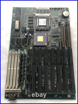 NexGen Processor CPU & Motherboard Combo Very Rare Nx586-P90 NxVL ISA VLB 32MB